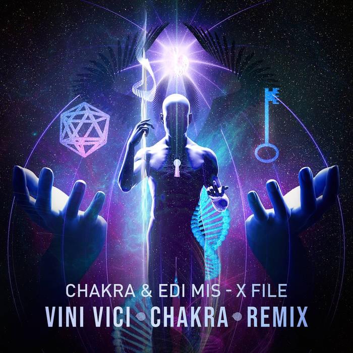 Iboga Records - CHAKRA & EDI MIS - X File