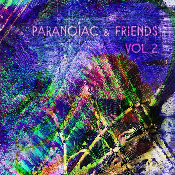 post modern music - PARANOIAC & FRIENDS - Paranoiac & Friends Vol 2