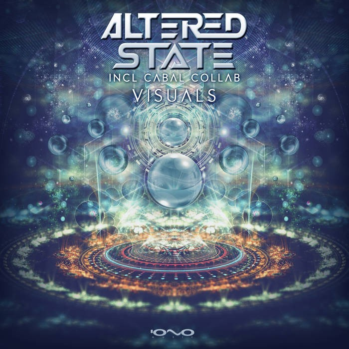 Iono Music - ALTERED STATE - Visuals