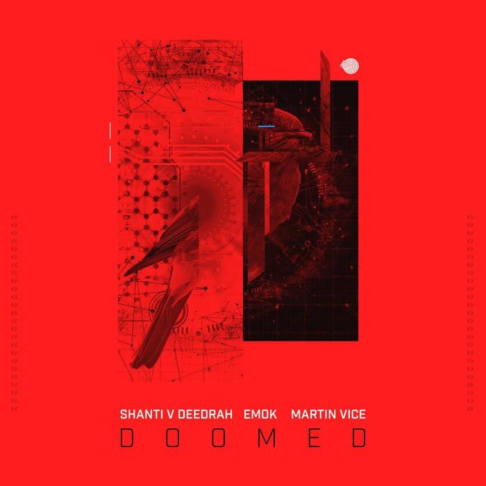 Iboga Records - SHANTI V DEEDRAH & EMOK & MARTIN VICE - Doomed