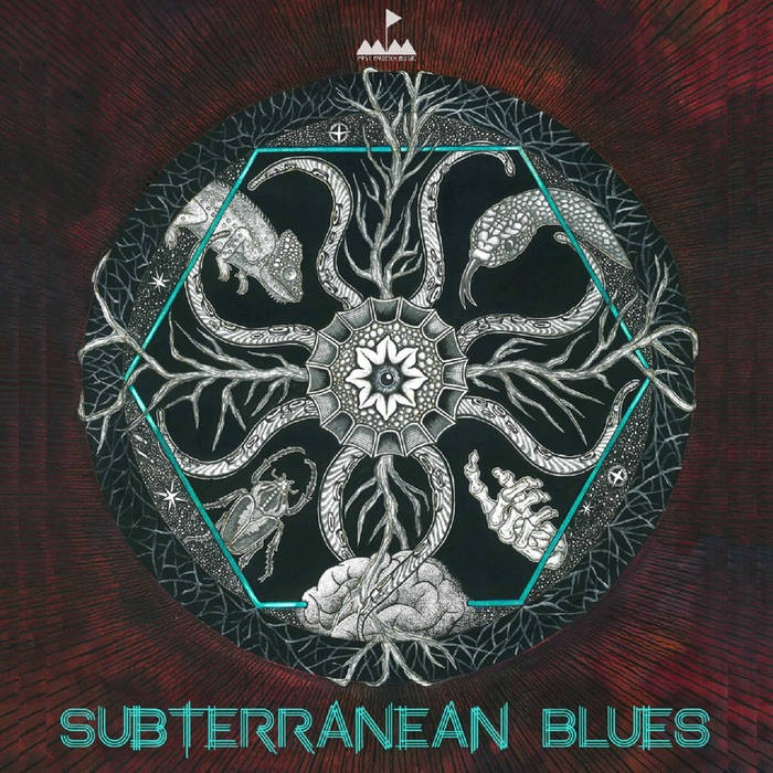 post modern music - .Various - Subterranean Blues