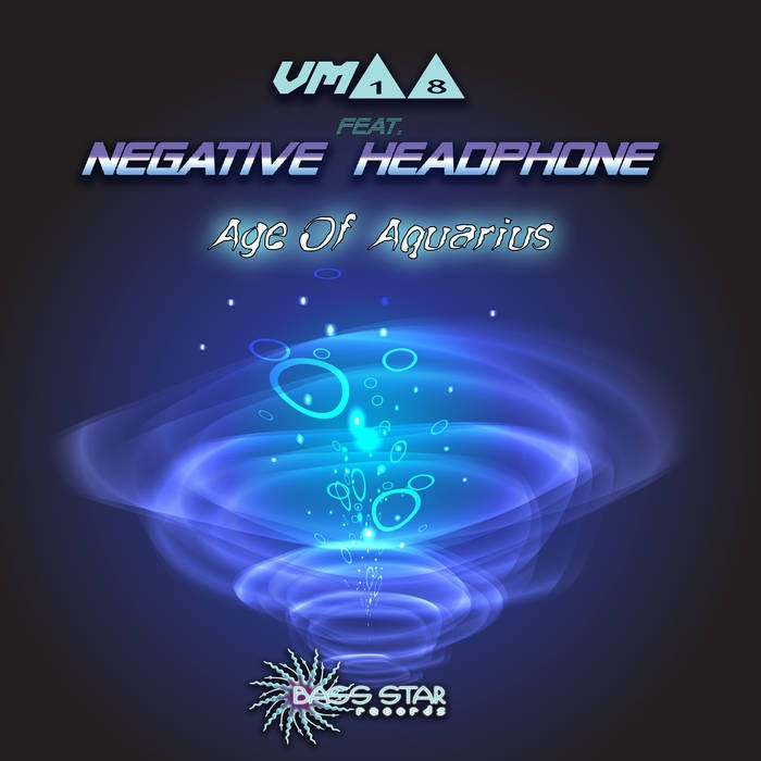 Bass-Star Records - VM18, NEGATIVE HEADPHONE - Age Of Aquarius