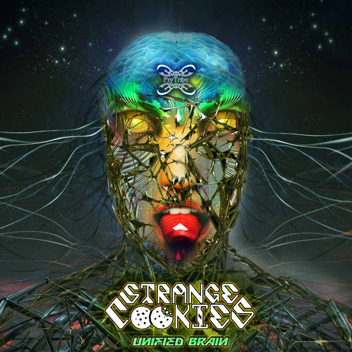 Psytribe Records - STRANGE COOKIES - Unified Brain
