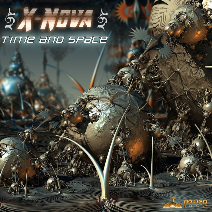 Power House - X-NOVA - Time And Space