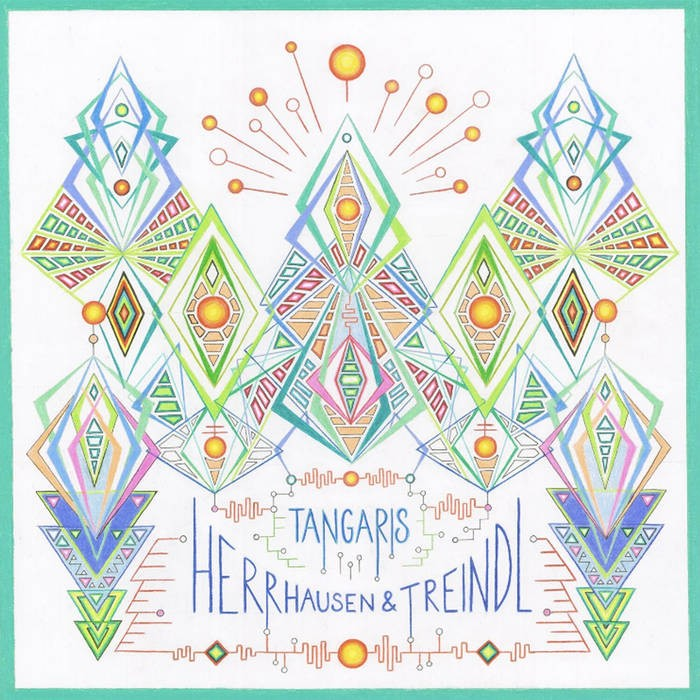 Iboga Records - HERRHAUSEN & TREINDL - Tangaris