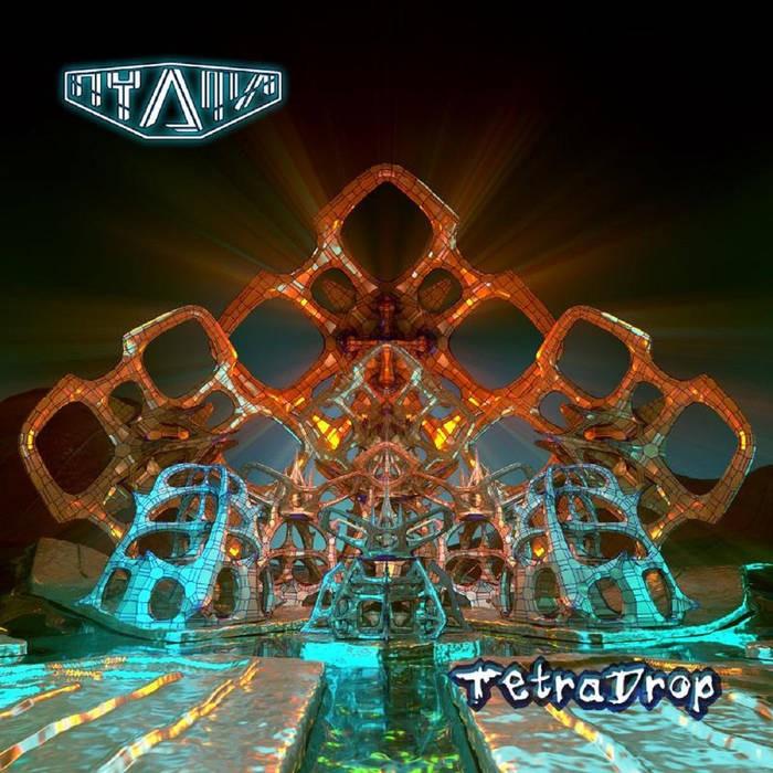 Damaru Records - NYAMA - Tetradrop
