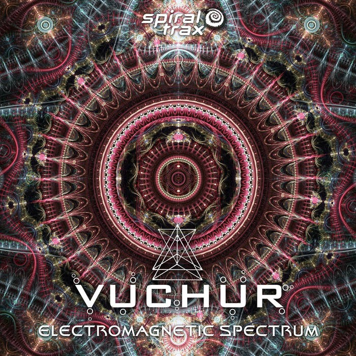 Spiral Trax Records - VUCHUR - Electromagnetic Spectrum