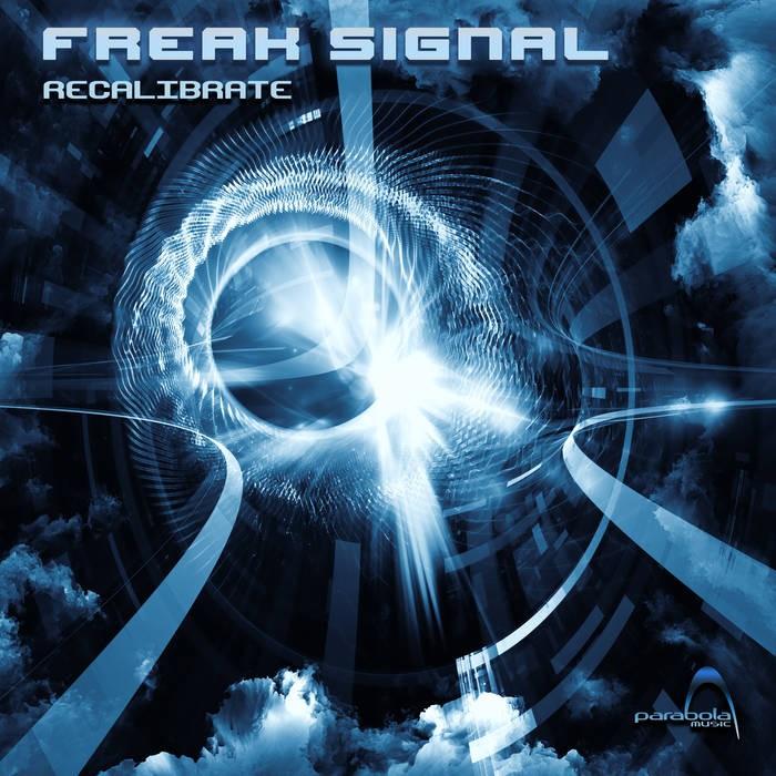 Parabola Music - FREAK SIGNAL - Recalibrate