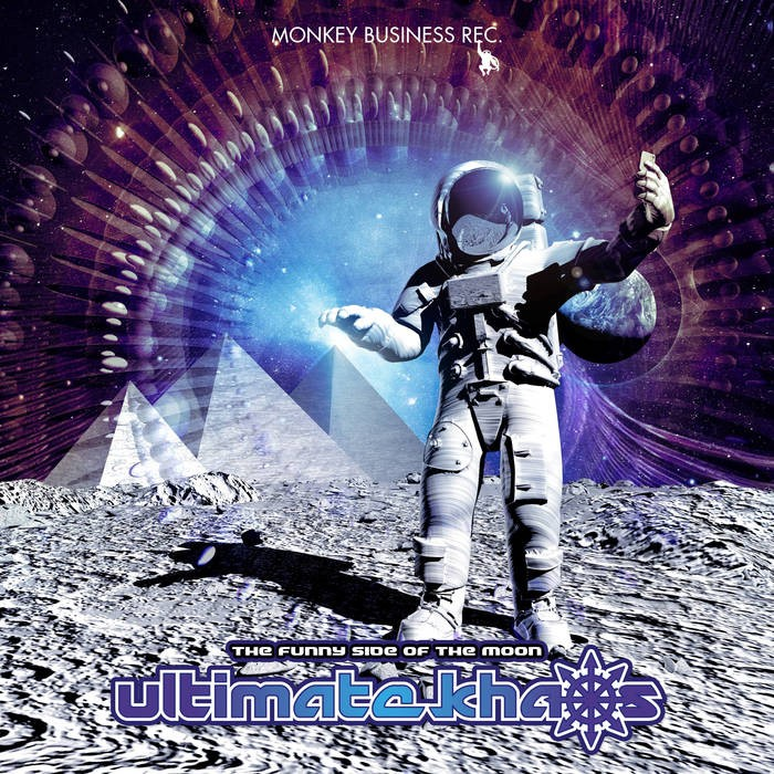 Monkey Business Records - ULTIMATE KHAOS - The Funny Side Of The Moon