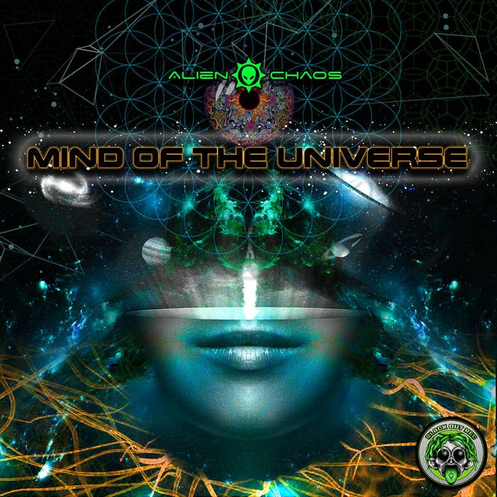 Blackout Records - ALIEN CHAOS - Mind of The Universe