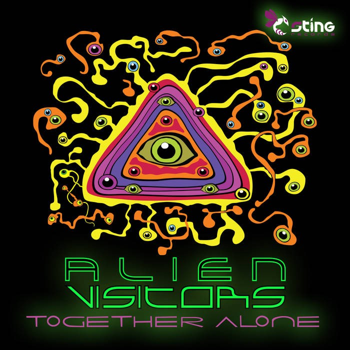 Sting Records - ALIEN VISITORS - Together Alone