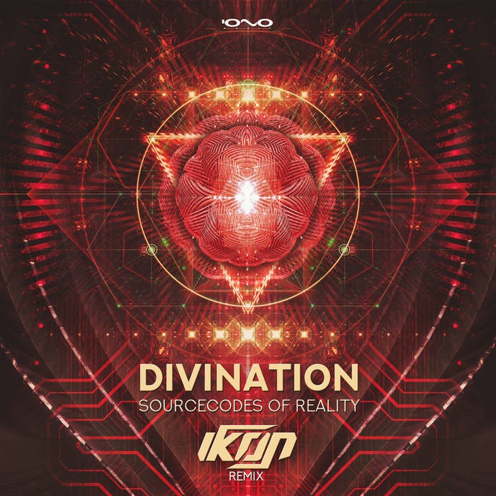 Iono Music - DIVINATION - Sourcecodes of Reality