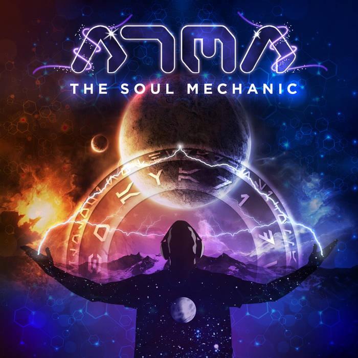 Dacru Records - ATMA - The Soul Mechanic