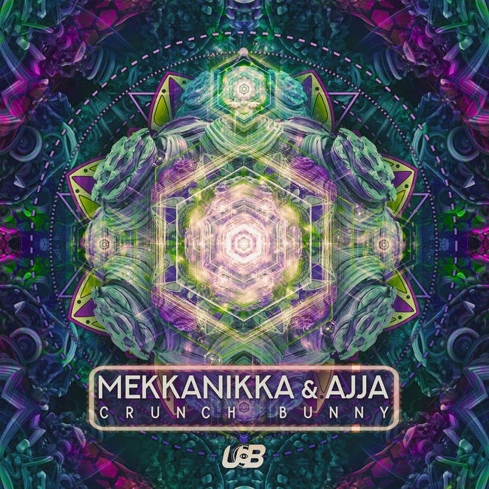 United Beats Records - MEKKANIKKA & AJJA - Crunch Bunny