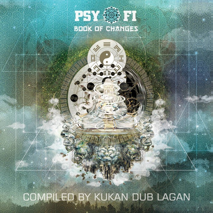 Sofa Beats Records - .Various - PSY-FI BOOK OF CHANGES COMPILED BY KUKAN DUB LAGAN