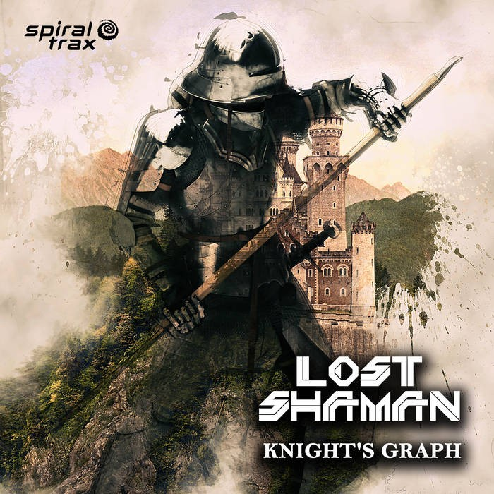 Spiral Trax Records - LOST SHAMAN - Knight's Graph