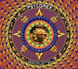 AP Records - .Various - psycomex ep part 3