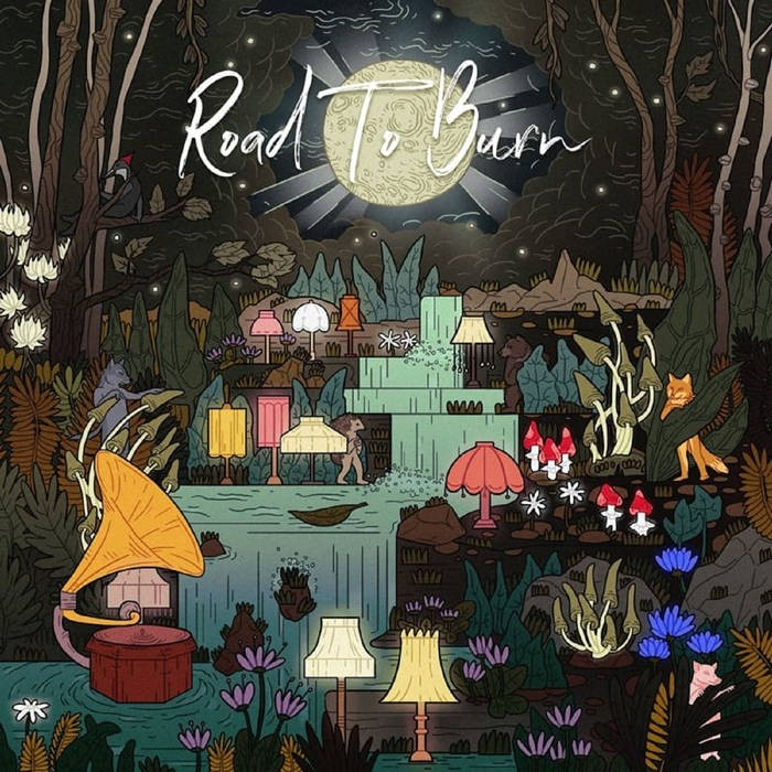Sofa Beats Records - RAPOSSA - Road to Burn