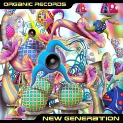 Organic Records - .Various - new generation