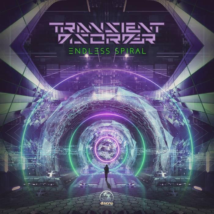 Dacru Records - TRANSIENT DISORDER - Endless Spiral