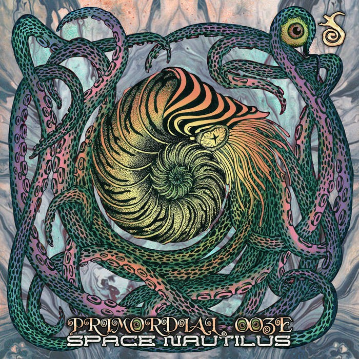 Samaa Records - PRIMORDIAL OOZE - Space Nautilus