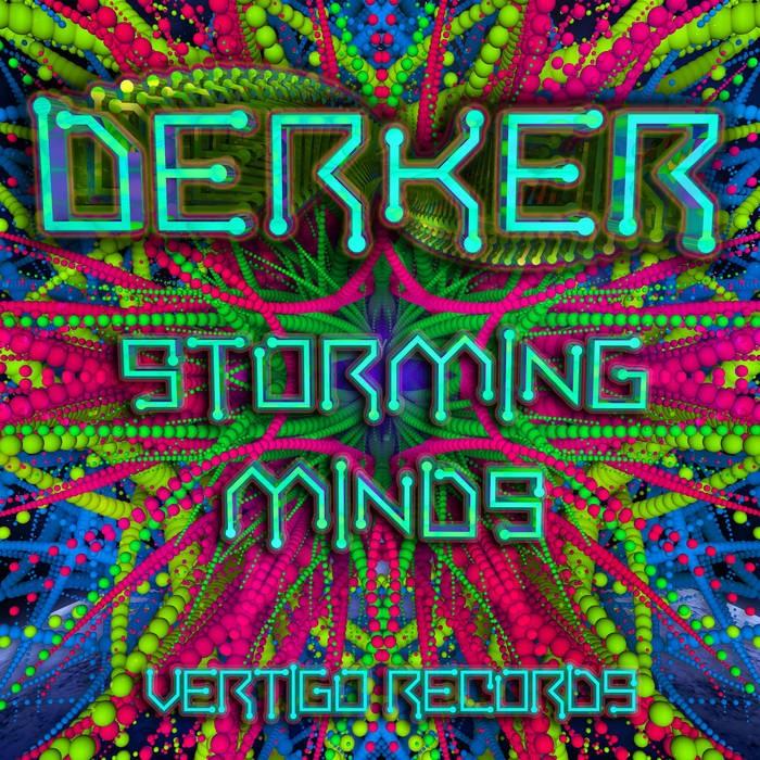 Vertigo Records - DERKER - Storming minds