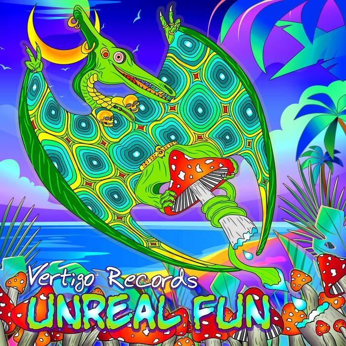 Vertigo Records - .Various - Unreal Fun