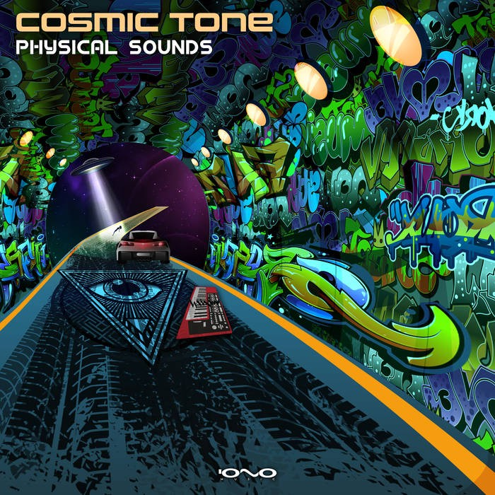 Iono Music - COSMIC TONE - Physical Sounds