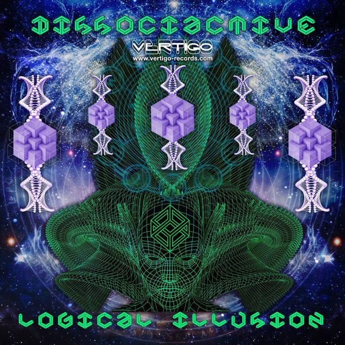 Vertigo Records - DISSOCIACTIVE - Logical illusion EP