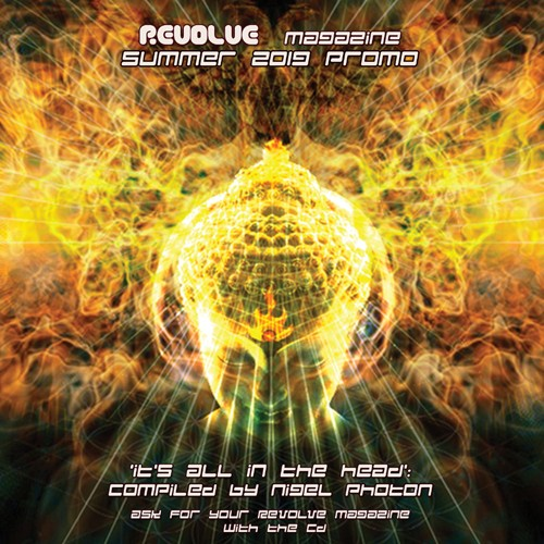 Revolve - .Various - Revolve Summer 2019 (CD+Magazine)