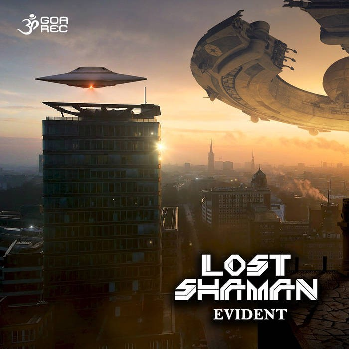 Goa Records - LOST SHAMAN - Evident