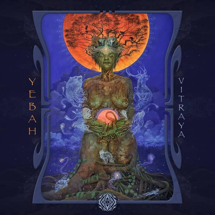 Sangoma Records - YEBAH - Vitraya