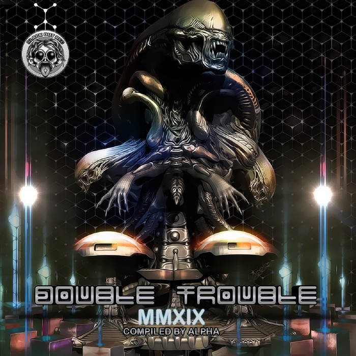 Blackout Records - .Various - Double Trouble MMXIX