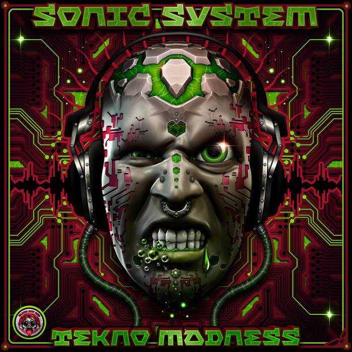 Blackout Records - SONIC SYSTEM - Tekno Madness