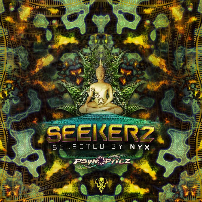 Psynopticz Records - .Various - Seekerz (Selected by Nyx)