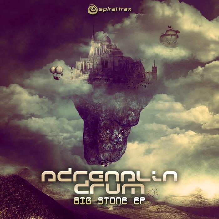 Spiral Trax Records - ADRENALIN DRUM - Big Stone
