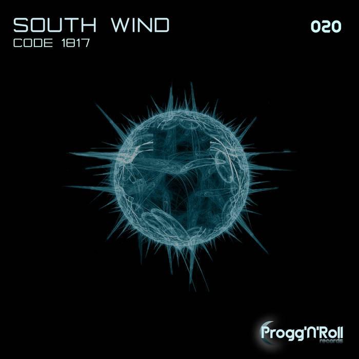 ProggNRoll Records - SOUTH WIND - Code 1817