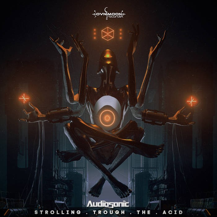 Ovnimoon Records - AUDIOSONIC - Strolling Trough The Acid