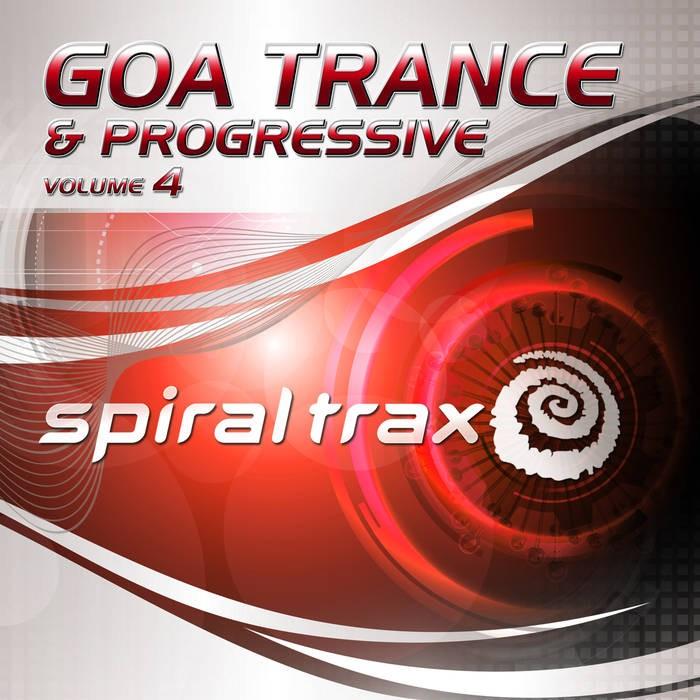 Spiral Trax Records - .Various - Goa Trance & Progressive Spiral Trax Volume 4