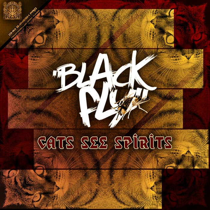 Ohm Ganesh Pro - BLACK FLY - Cats See Spirits