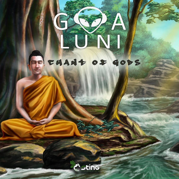 Sting Records - GOA LUNI - Chant Of Gods