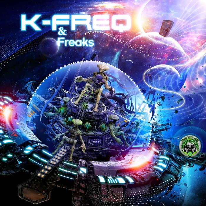Blackout Records - KFREQ & FREAKS - K-Freq & Freaks