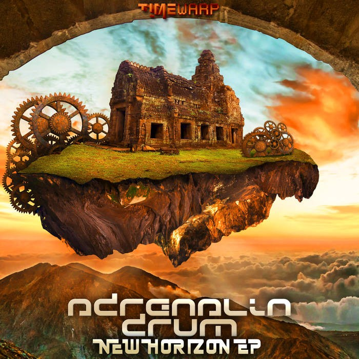 Timewarp Records - ADRENALIN DRUM - New Horizon