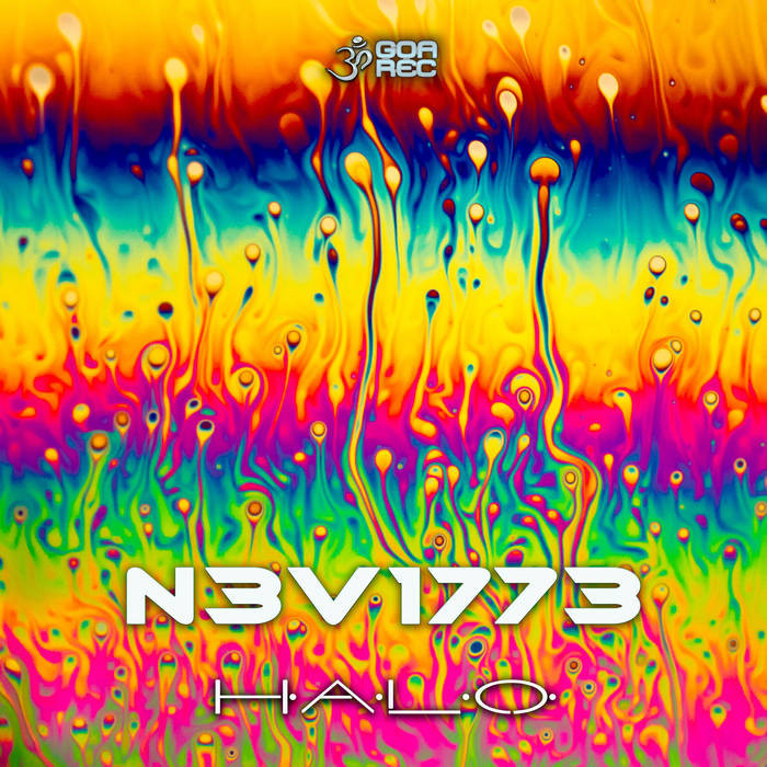 Goa Records - N3V1773 - Halo