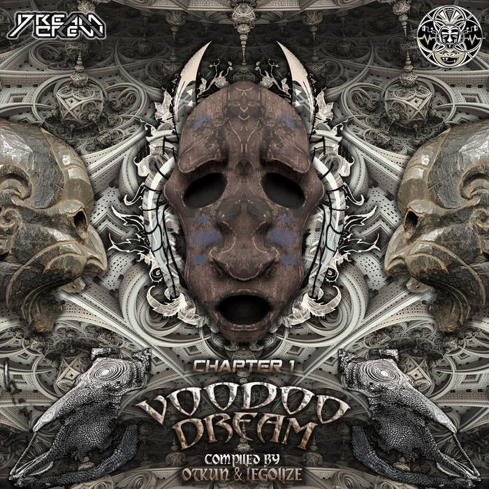 Dream Crew Records - .Various - Voodoo Dream / Chapter 1