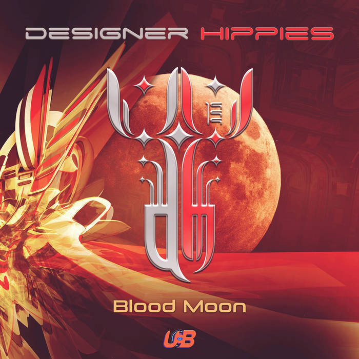 United Beats Records - DESIGNER HIPPIES - Blood Moon