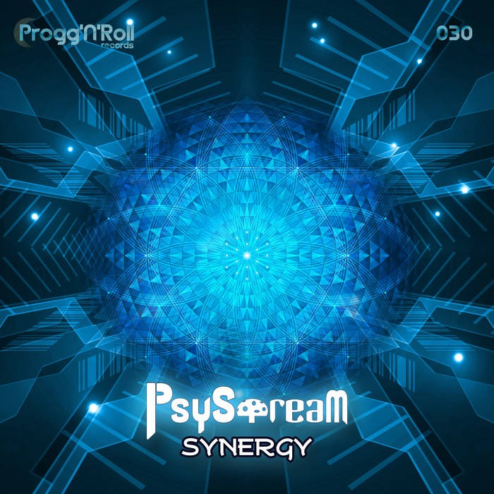 ProggNRoll Records - PSYSTREAM - Synergy