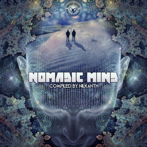Woo-Dog Records - .Various - Nomadic Mind