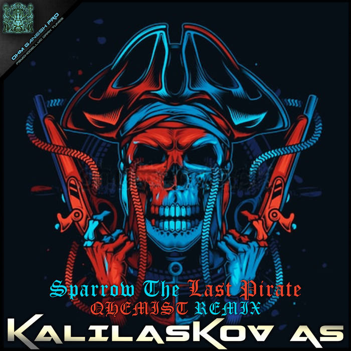 Ohm Ganesh Pro - KALILASKOV AS - Sparrow The Last Pirate (Qhemist & The Trancemancer Remix)