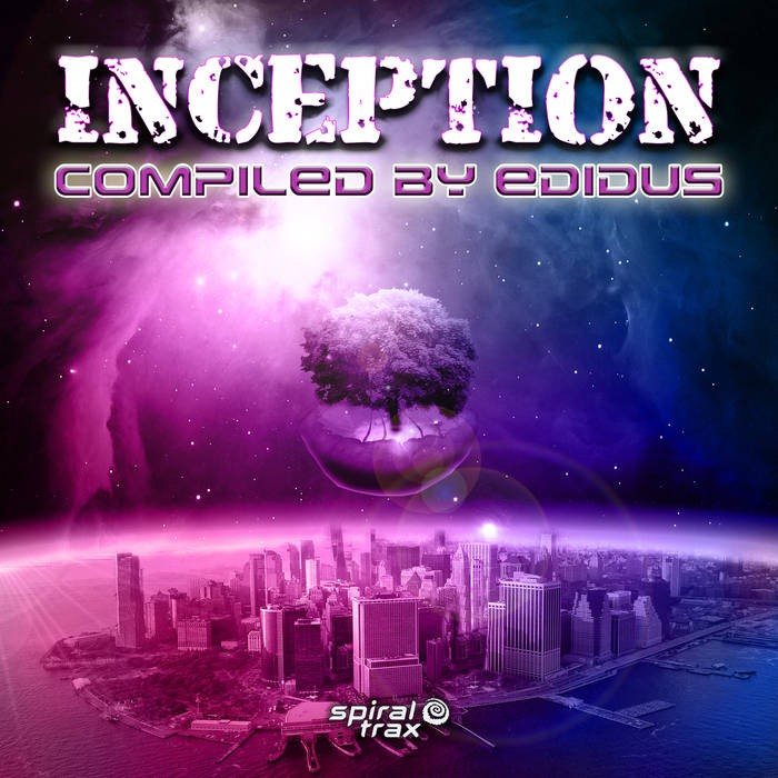 Spiral Trax Records - .Various - Inception - Compiled By EDIDUS